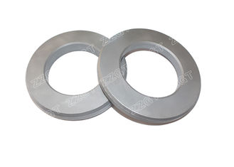 China Tungsten Carbide Rings , Cemented Carbide Roll Rings supplier