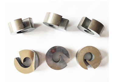 100% Virign Material 25mm Tungsten Carbide Products With Wide Range Thickness