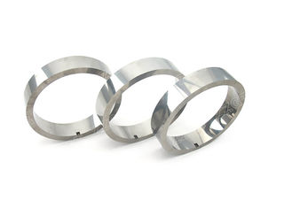 YN6 Cemented Tungsten Carbide Products Wear Pump Mechanical Seal Ring Rollers