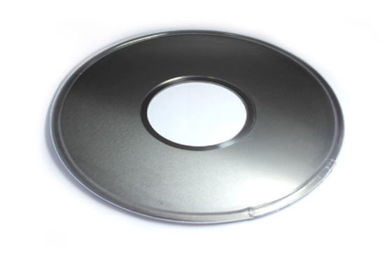 K10 K20 Grade Tungsten Carbide Cutting Disc For Machining Stainless Steel