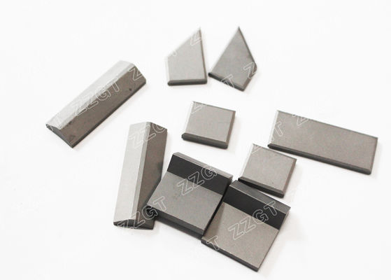 China Farm Machinery Custom Tungsten Carbide Wear Parts With Different Type Design supplier
