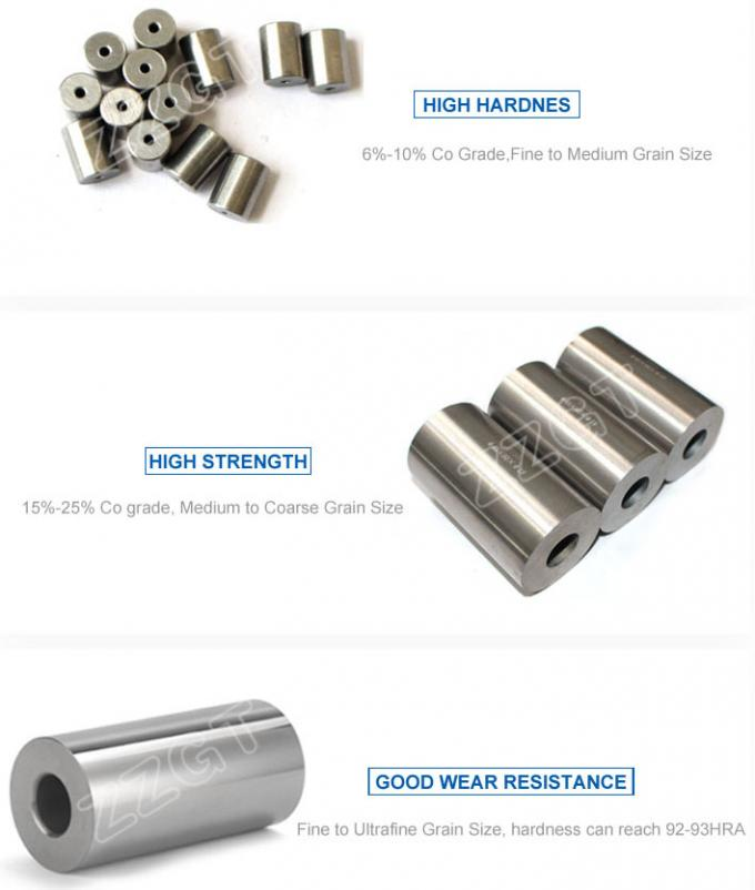 Fastener Industry Use Tungsten Carbide Cold Forging Die